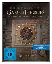 Game of Thrones - Staffel 5 - Steelbook [Blu-ray]