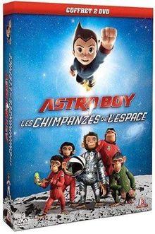 Astroboy ; les chimpanzés de l'espace [FR Import]