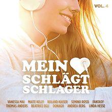 Mein Herz Schlägt Schlager,Vol.4