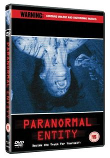 Paranormal Entity [DVD] [UK Import]
