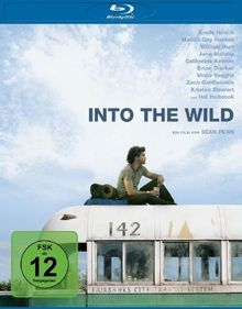 Into the Wild (inkl. Wendecover) [Blu-ray]