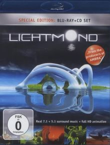 Lichtmond [Special Edition Blu-ray] + Audio CD
