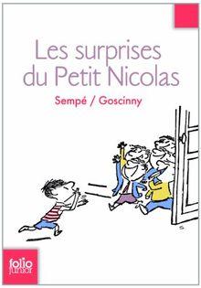 Les surprises du Petit Nicolas (Folio Junior)
