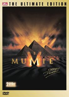 Die Mumie (Ultimate Edition, 2 DVDs)