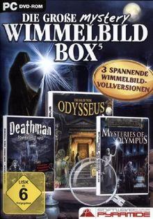 Die große Mystery Wimmelbild-Box 5 [Software Pyramide]