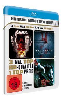Horror Meisterwerke (Metallbox Edition) (3 Filme Blu-ray