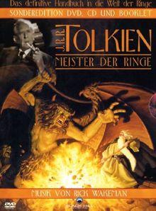 J.R.R. Tolkien - Meister der Ringe (+ Audio-CD, 2 DVDs)