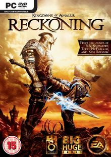 [UK-Import]Kingdoms Of Amalur Reckoning Game PC