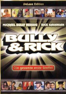 Bully & Rick - Die gesamte erste Staffel [Deluxe Edition] [2 DVDs]