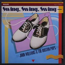 Swing, swing, swing (& Boston Pops) [Vinyl LP]