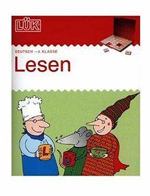 LÜK / Deutsch: LÜK: 4. Klasse - Deutsch: Lesen