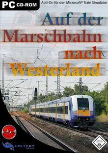 Train Simulator - Auf der Marschbahn n. Westerl.