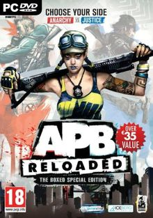 APB Reloaded (PC DVD) [UK IMPORT]