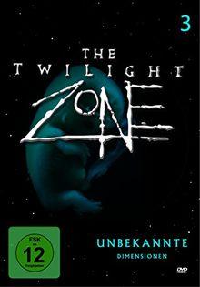 The Twilight Zone: Unbekannte Dimensionen - Staffel 3 [4 DVDs]