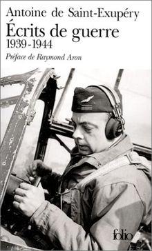 Ecrits de guerre, 1939-1944 (Folio)