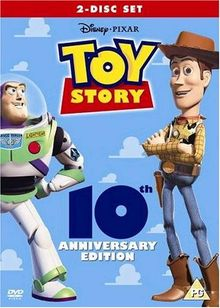 TOY STORY SPECIAL EDITION DVD RET [UK Import]