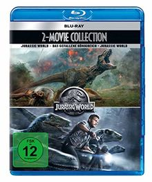 Jurassic World - 2-Movie Collection [Blu-ray]