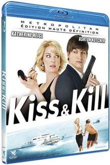 Kiss and kill [Blu-ray] [FR Import]