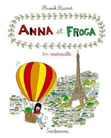 Anna et Froga, Tome 5 : En vadrouille