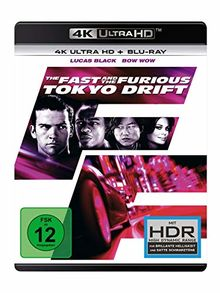 The Fast and the Furious: Tokyo Drift (4K Ultra HD) (+ Blu-ray 2D)
