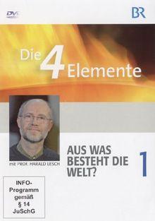 Die 4 Elemente, Teil 1 - Aus was besteht die Welt?