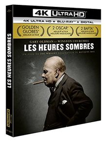 Les heures sombres 4k ultra hd [Blu-ray]