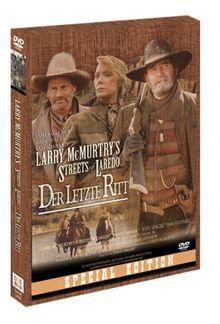 Der letzte Ritt - Streets of Laredo (Holzbox) [2 DVDs]