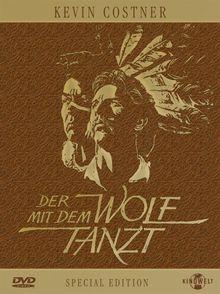 Der mit dem Wolf tanzt (Special Edition, 4 DVDs incl. Traumfänger)