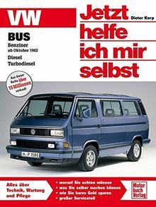 VW Bus T3 (Jetzt helfe ich mir selbst)