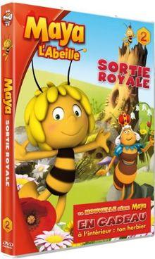 Maya l'abeille 3D vol. 2 : maya et la reine [FR Import]