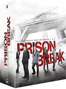 PRISONBREAK - DES SAISONS 1A5 (26 DVD)