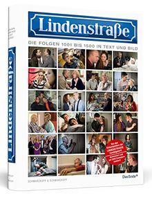 Lindenstraße - Die Folgen 1001 bis 1500 in Text und Bild