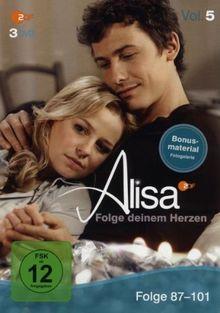 Alisa Folge Deinem Herzen Vol 02 3 Dvds Von Walter A Franke