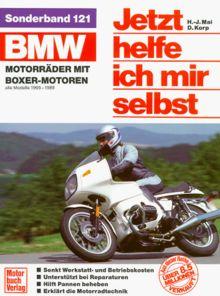 Korp, Dieter, Bd.121 : BMW Motorräder mit Boxer-Motoren, alle Modelle 1969-1989