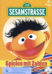 Sesamstraße - Spielen mit Zahlen