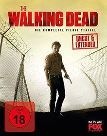 The Walking Dead - Die komplette vierte Staffel - Uncut/Limitiert [Blu-ray]