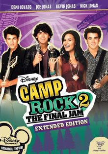 Camp Rock 2 - The Final Jam [Director's Cut]