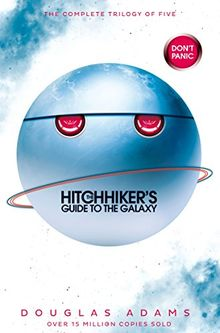 The Hitchhiker's Guide to the Galaxy Omnibus: The Complete Trilogy in Five Parts: a Trilogy in Five Parts (Hitchhikers Guide to/Galaxy)