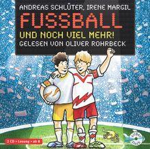 Fußball und noch viel mehr!: : 2 CDs