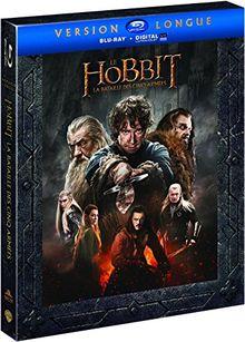 Le hobbit 3 : la bataille des cinq armées [Blu-ray]