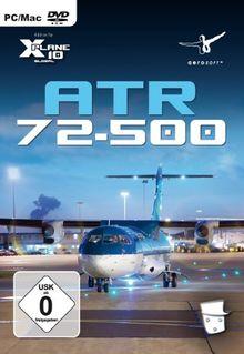 X-Plane 10 - ATR 72-500 (Add-On)