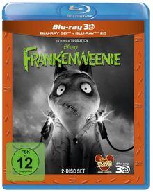 Frankenweenie (+ Blu-ray 2D) [Blu-ray 3D]
