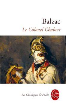 Le Colonel Chabert (Le Livre de Poche)