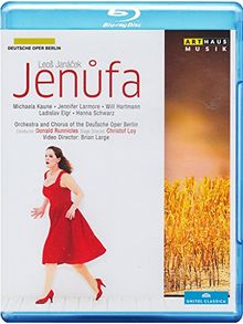 Janácek: Jenufa (Deutsche Oper Berlin, 2014) [Blu-ray]