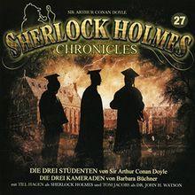 Sherlock Holmes Chronicles 27-Die drei Studenten