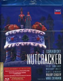 Tschaikowsky - Nutcracker [Blu-ray]