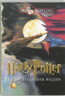 Harry Potter & de Steen der Wijzen / druk 1