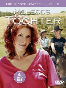 McLeods Töchter - Die siebte Staffel, Teil 2 [4 DVDs]