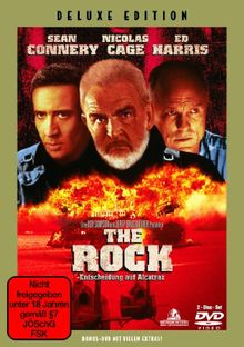 The Rock - Entscheidung auf Alcatraz [Deluxe Edition] [2 DVDs]