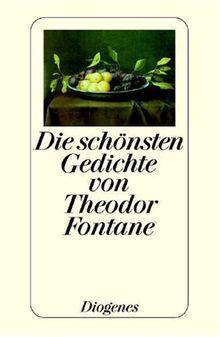 Die schönsten Gedichte von Theodor Fontane